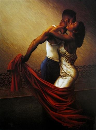 Sensuous Whisper by Jay Bakari Allen