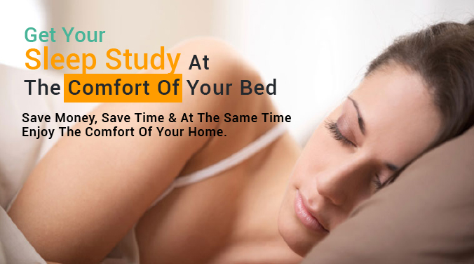 home sleep study delhi