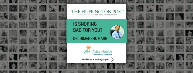 Dr. HimanshuGarg Featured in the huffington post