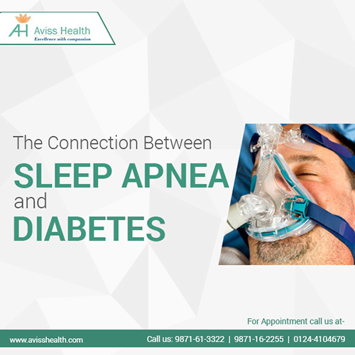 Find out how you can control your diabetes by treating sleep apnea
