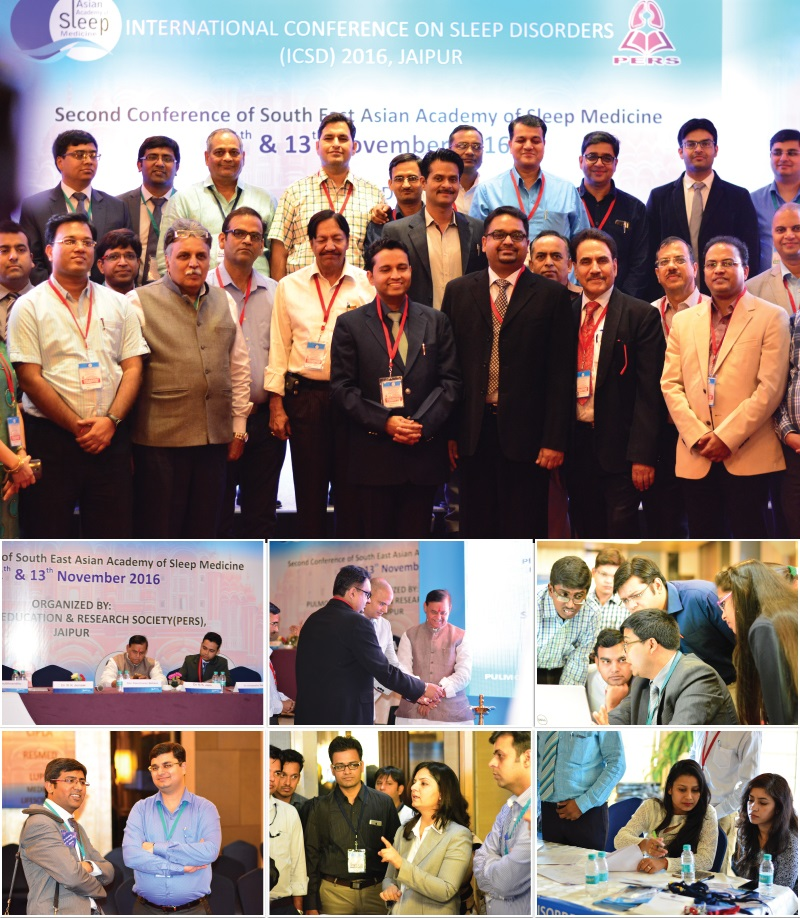 South East Asian Academy of Sleep Medicine 2nd Conference – Great Success !! ?