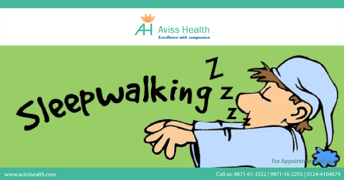 Sleep Walking: Here Is What You Need To Know