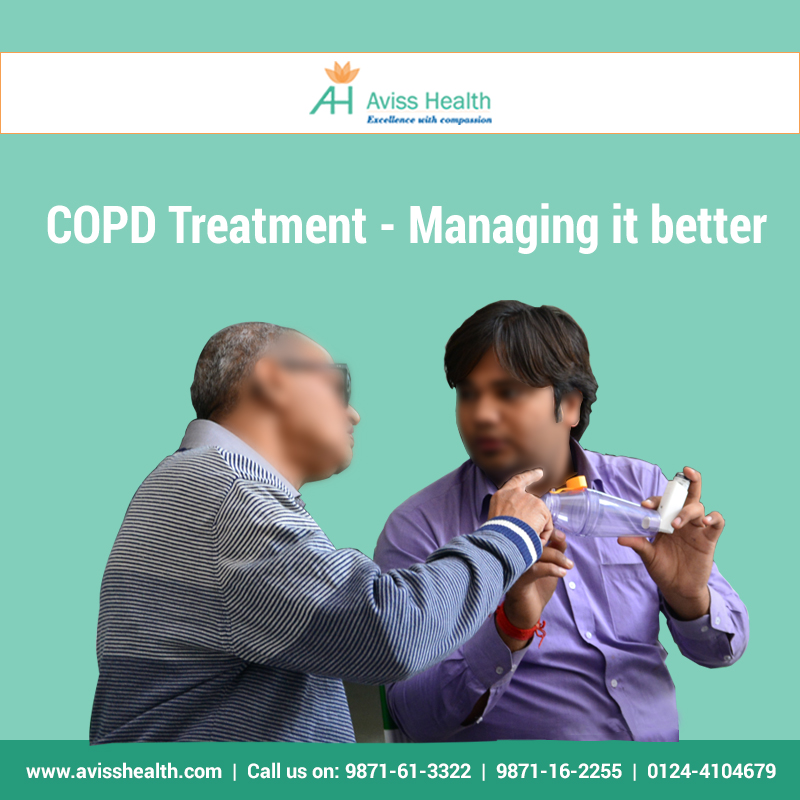 COPD Treatment: Manage It Well In 6 Ways