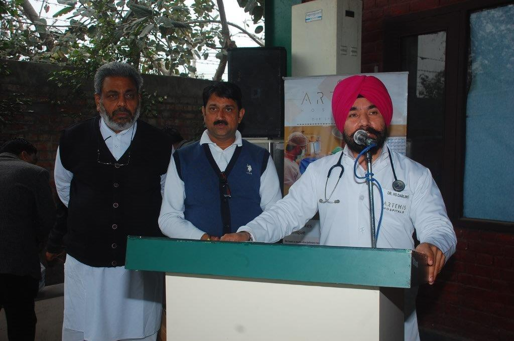Health Screening & Awareness Programme Barnala, Punjab 2018
