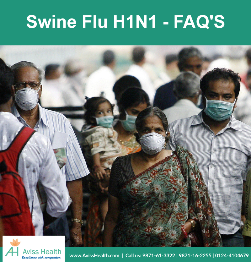 Swine Flu H1N1 - FAQ'S