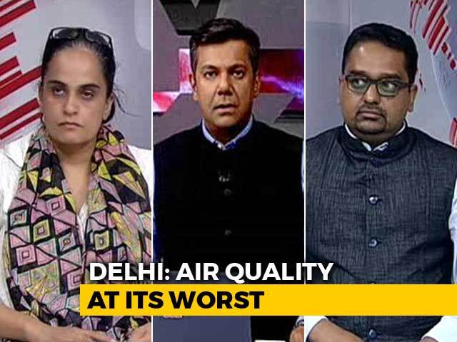 India's Air Crisis: Speak Up On Your #RightToBreathe