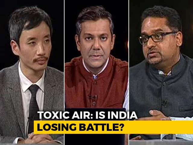 Dr Himanshu Garg, Pulmonologist, Delhi/NCR spoke to NDTV on how Air Pollution is damaging our lungs