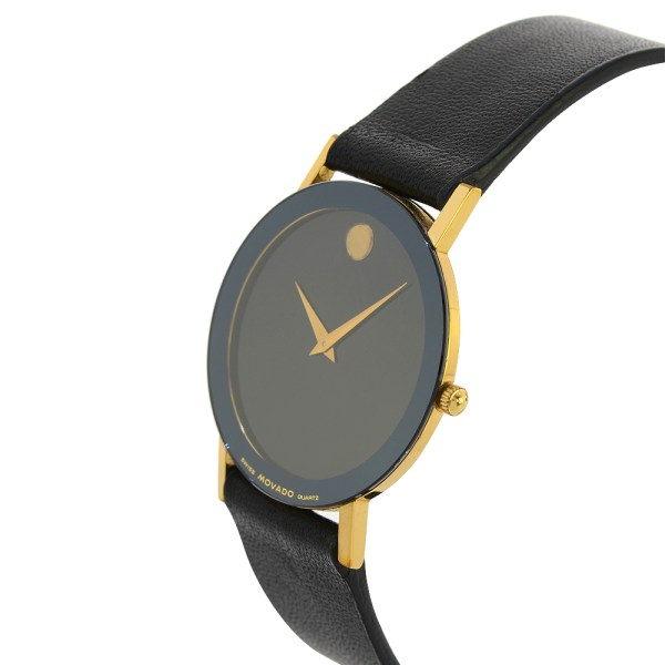 Gold Ultra Thin Watches for Men
