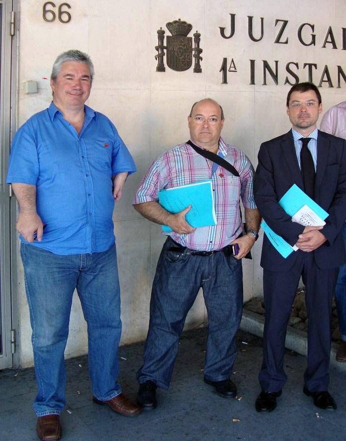 PRESENTACION DEMANDA CONCILIACION AVITE CONTRA GRÚNENTHAL