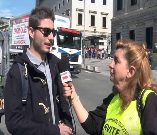 Resultado de búsqueda talidomida grünenthal Grabación vídeo de AVITE por las calles de Murcia
