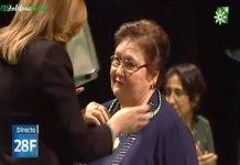 Resultado de búsqueda talidomida grunenthal Susana Dïaz Medalla de Oro de Andalucía