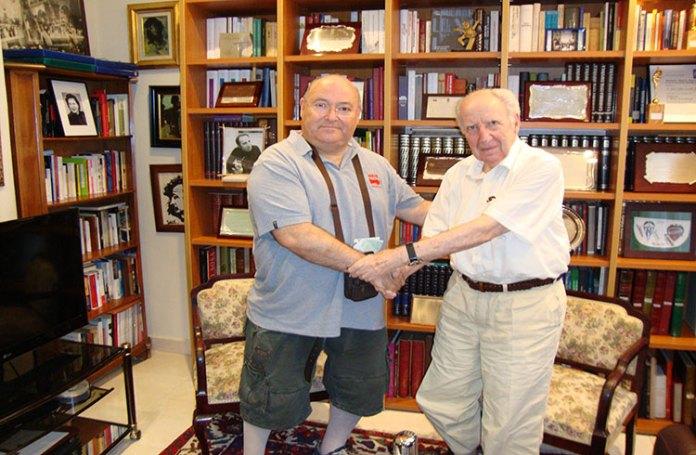 Fallece Gil Albors comprometido con los afectados de talidomida