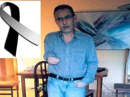 Francisco Juan Villalonga otro socio de AVITE fallecido talidomida grunenthal