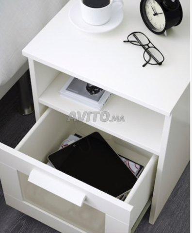 Deux Tables De Chevet Ikea