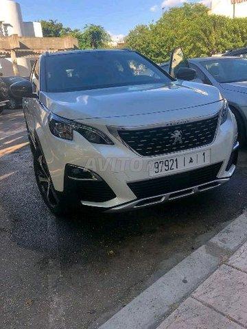Peugeot 3008 Gtline Model 2019 à Vendre à Rabat Dans
