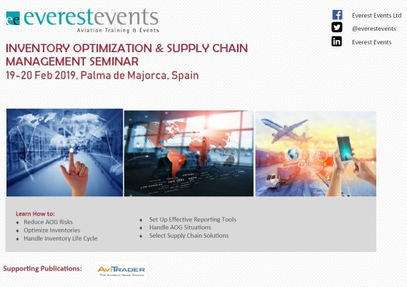 Everest Events and AviTrader launch joint event series