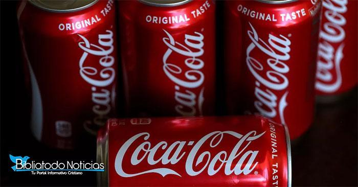 Coca-Cola podría entrar al negocio de bebidas con infusión de marihuana