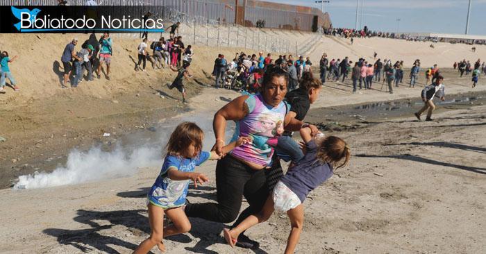 Estampida fatal se convierte el paso de migrantes a EE.UU