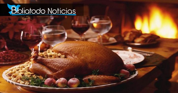 Estadísticas revelan que cena de Acción de Gracias es similar a jugar con fuego