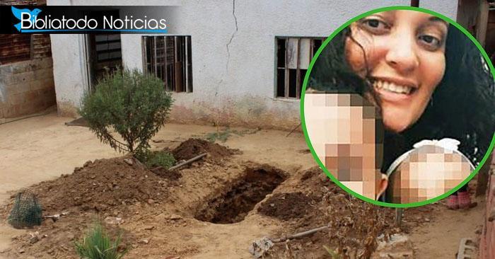 OBSESIÓN FATAL: Pareja de ancianos entierran viva a su nuera para quedarse con sus nietos