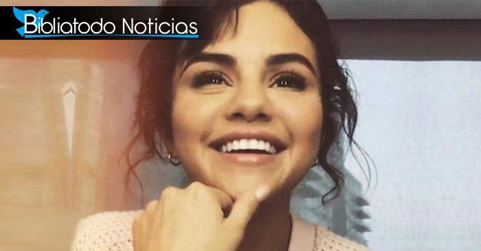 """Habla mi idioma"" dice Selena Gomez sobre música cristiana"