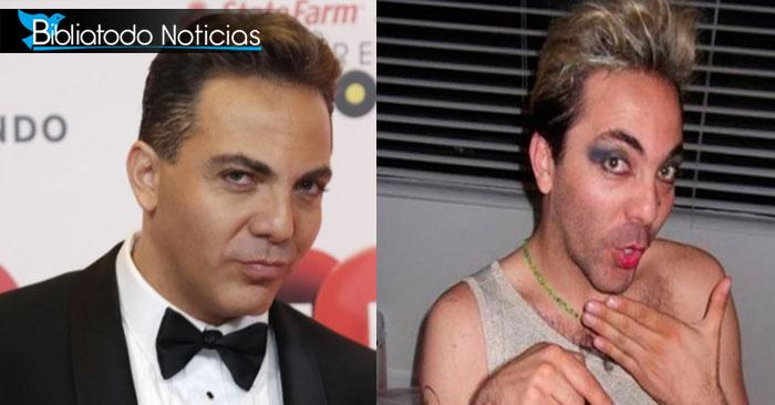 Cristian Castro dice que admira y envidia a los gays