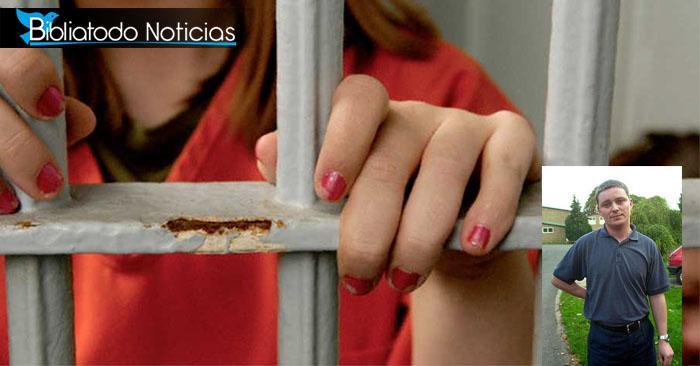 ¡Insólito! Asesino de menores pide cambio de sexo evitando muerte en prisión masculina