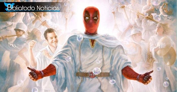 Marvel presentó Anticristo animado para distorsionar imagen de Jesús