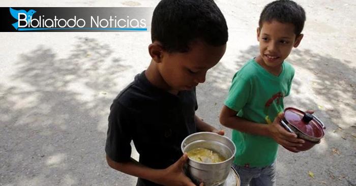 ¡Ejemplar! Bajo persecución militar, cristianos ayudan con comida y medicina a venezolanos en crisis