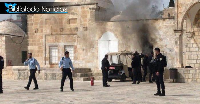 """""""Guerras Religiosas"""": Israel acusa a Palestina de actos violentos en lugares sagrados"""