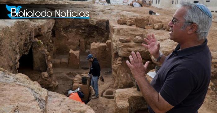 Aldea judía del tiempo de Jesús es hallada en excavaciones para construcción de colegio