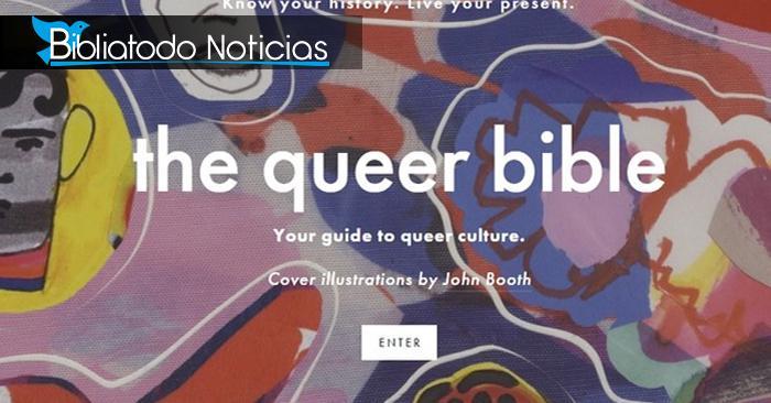 """Iglesia crea folleto LGBT para niños donde hacen ver a Jesús como """"queer"""" y a José como """"travesti"""""""