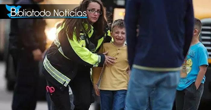Dos adolescentes atacan a sus compañeros creando el peor tiroteo en escuela de EE.UU