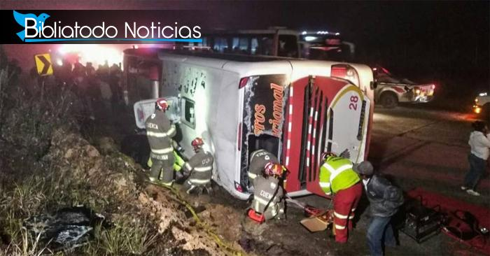 Jóvenes de Asambleas de Dios sufren accidente fatal en carretera de Brasil