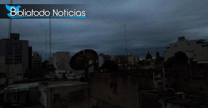 HISTÓRICO: Mega apagón paraliza Argentina y Uruguay este domingo