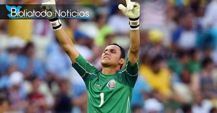Keylor Navas, portero del Real Madrid testificará de su fe en festival cristiano