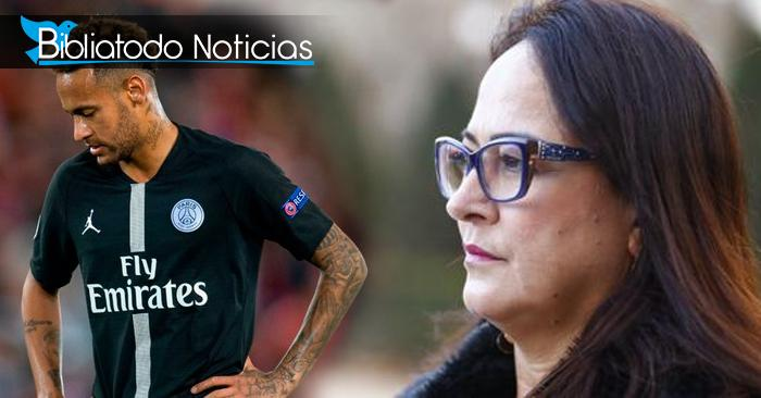 Neymar es acusado de violador y mira lo que le dijo su madre