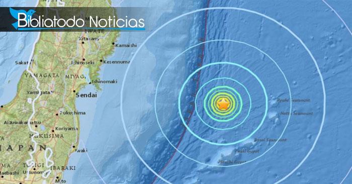 Terremoto de 6.8 en Japón enciende alarmas de devastador tsunami