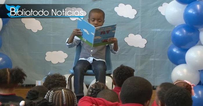 Basado en su sanidad, niño de 7 años lanza libro hablando de su fe
