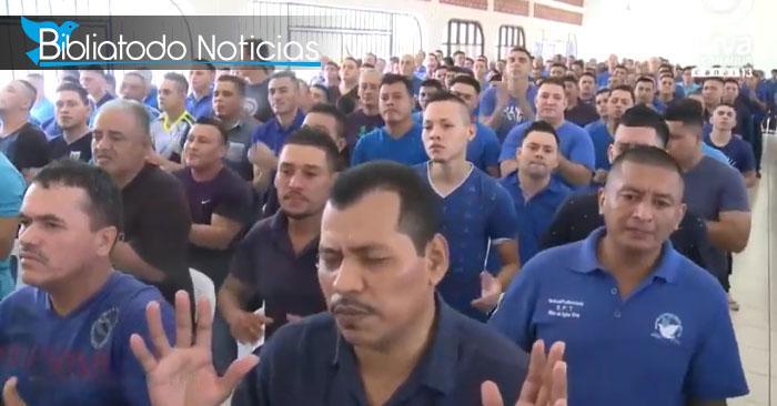 En Nicaragua, presos hacen oración y ayuno por la paz de su país