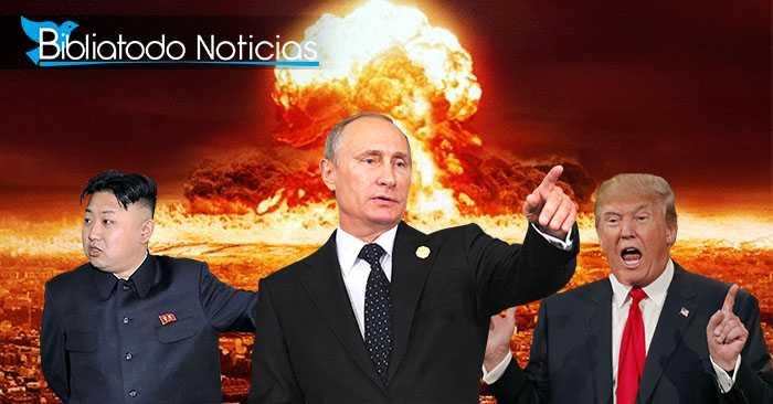 """Gobernantes crean armas del """"Juicio Final"""" para mostrar su poder ¿Podrían desatar la Tercera Guerra Mundial?"""