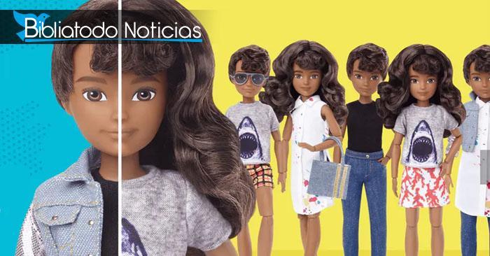 Mattel lanza nueva línea de muñecas «con género indefinido»
