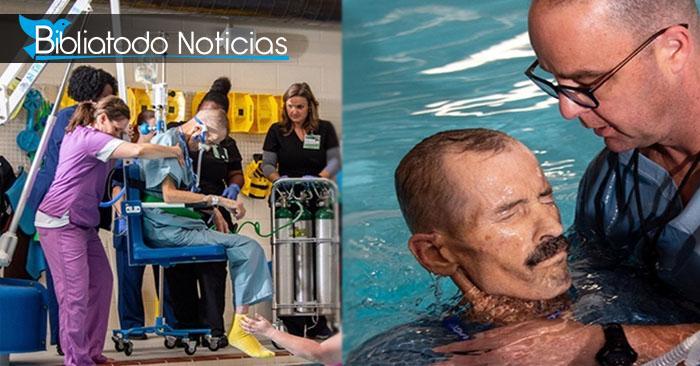 Ateo con cáncer terminal se entrega a Cristo y su último deseo fue ser bautizado.
