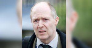 Liam Gibson portavoz de la Sociedad para la Protección del Niño por Nacer de Reino Unido
