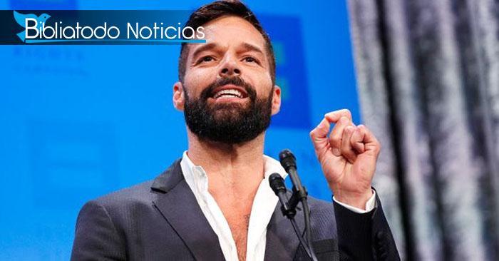 """""""Mi esposo y yo estamos embarazados y nadie podrá detenernos"""", asegura Ricky Martin"""