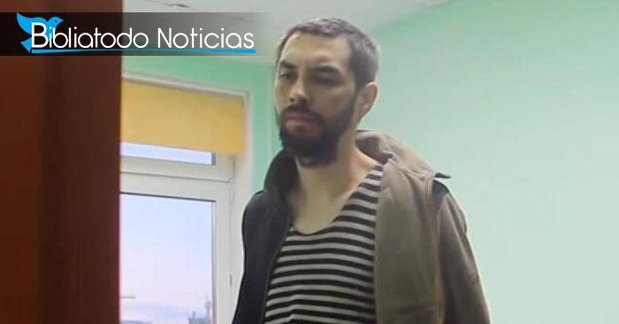 """Gritando """"Satán"""" mata a un niño de 6 años en un guardería de Rusia"""