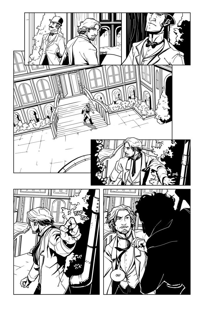 עמוד מהקומיקס - 1