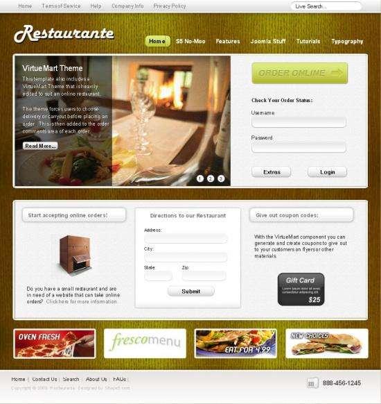 restaurante shape5 avjthemescom.thumbnail - Restaurante Joomla Template