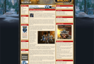 stylewp wowwow - Free: WoWWoW - Premium Wordress Theme