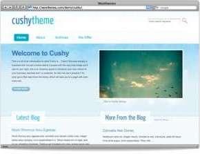 cushy blue 300x223 - Cushy - Premium Wordpress Theme